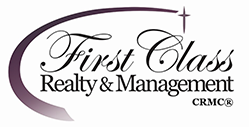 First Class Realty & Management Logo